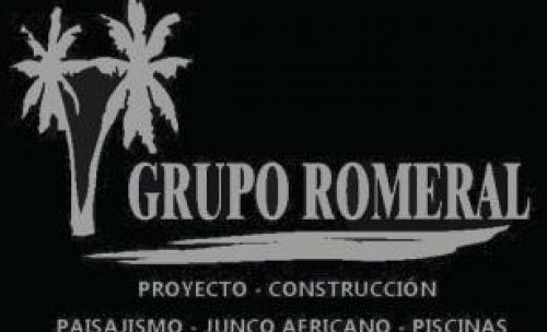 LOGO GRUPO ROMERAL JUNCO AFRICANO