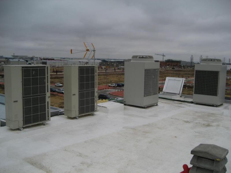 Climatización Inductrial