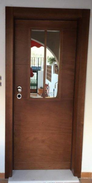 Puerta de Entrada Acorazada