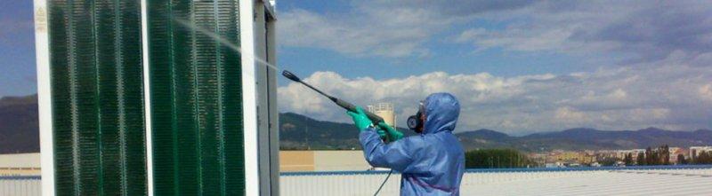 Control de Plagas y Desinfección