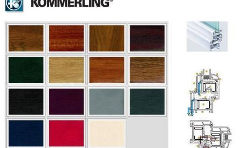 Colores Kömmerling