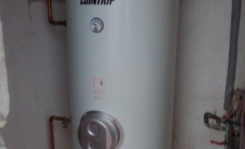 calentadores y termos