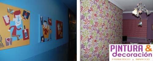 Pintura y decoración Francisco y Marcos