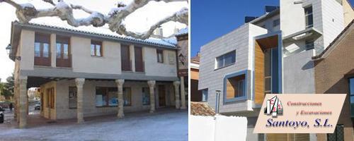 Construcciones y Excavaciones Santoyo