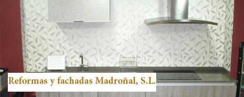 Reformas y fachadas Madroñal, S.L.