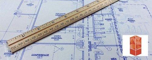 Planta Gráfica Estudio Arquitectura e Ingenieria