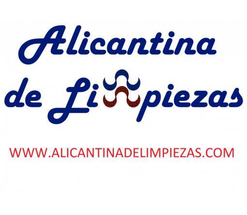 Alicantina de Limpiezas. Servicio de Limpiezas en Alicante