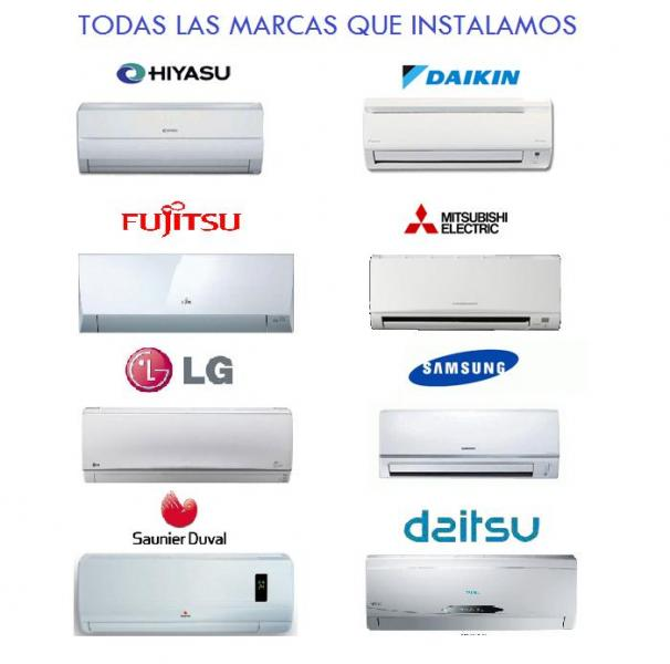 Infigroup barcelona aire acondicionado barcelona for Mejores marcas de aire acondicionado