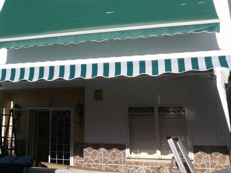 Toldos fern ndez cubiertas de piscinas azuqueca de henares for Piscina azuqueca de henares