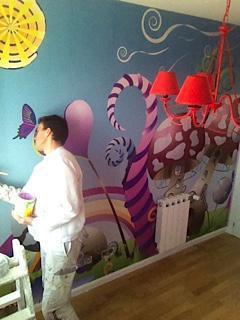 Herrero blanco pintores brochas decoraci n pintores - Pintores en leganes ...