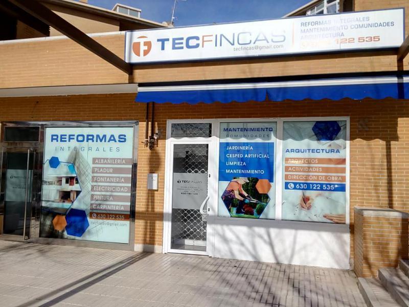 Tecfincas reformas de casas pisos boadilla del monte - Reformas boadilla del monte ...