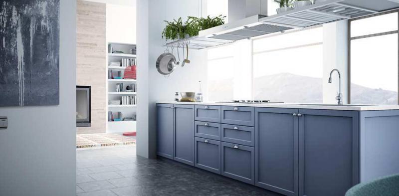 Innova cocinas cocinas y ba os vigo - Muebles de cocina pontevedra ...