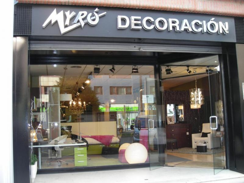 Myro muebles decoraci n decoraci n burgos for Decoracion 88 miranda de ebro