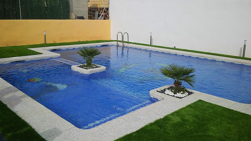 Piscinas cuamar arroyomolinos construcci n de piscinas for Piscina sedavi