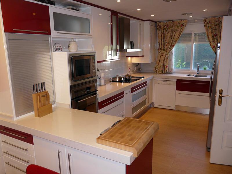 Cocinas luan muebles de cocina collado villalba for Muebles anticrisis collado villalba