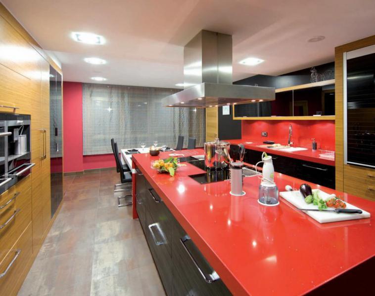 Julio fern ndez dise o cocinas muebles de cocina cambre - Muebles de cocina coruna ...